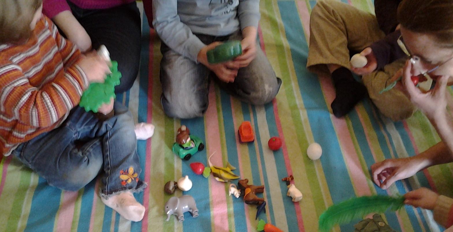 Crescere bilingui - L'arca dei cuccioli